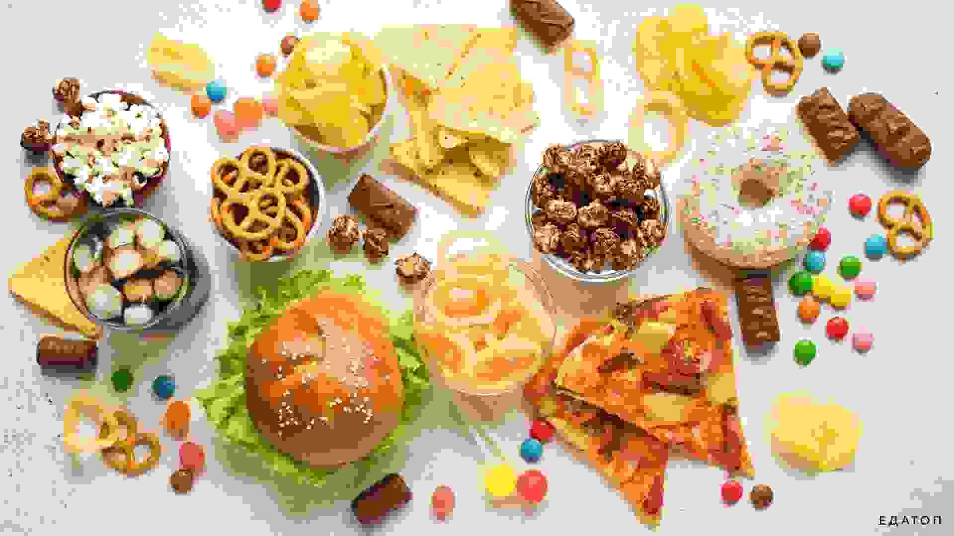 как составить план питания для похудения