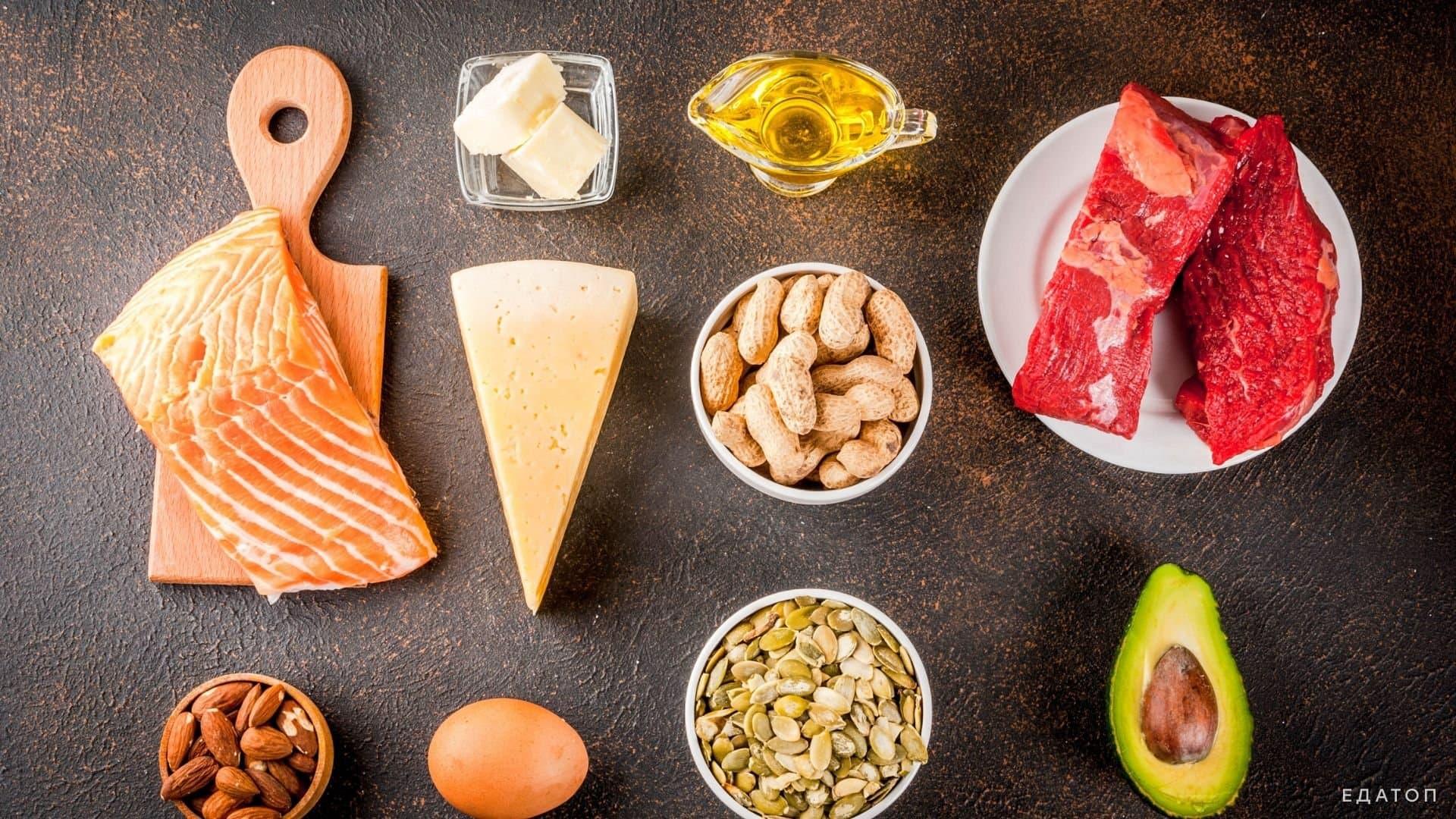 Диета низкоуглеводного типа применяется при заболевании диабетом.
