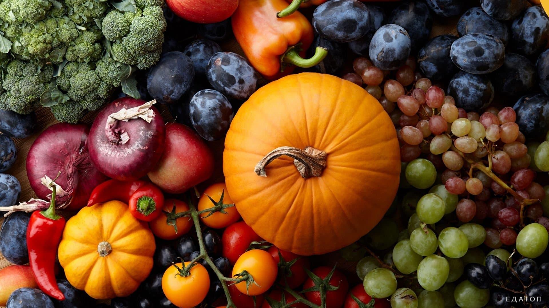 Сезонные фрукты принесут организму максимальную пользу.