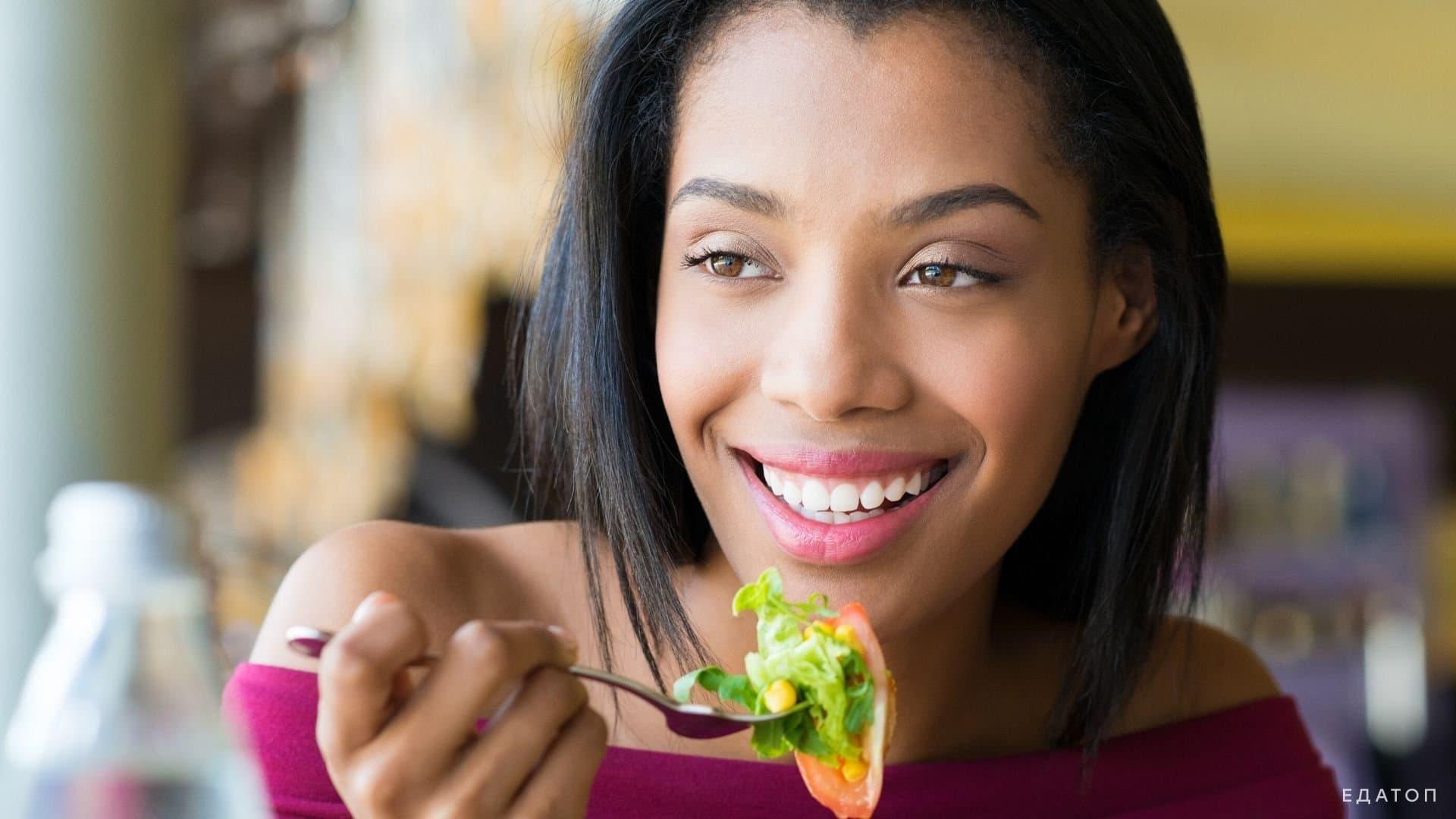 Естественное чувство голода - сигнал о нехватке питания.
