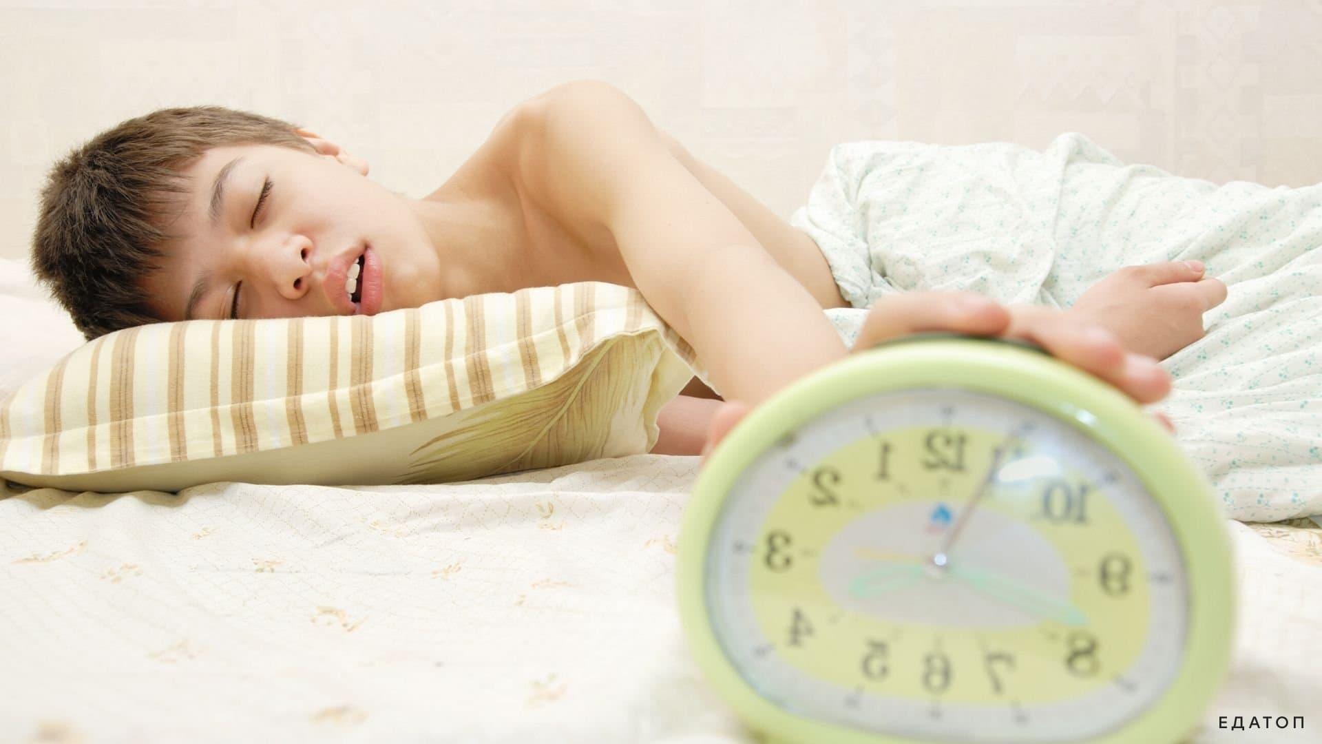 Нарушение сна является симптомом недостатка витамина Д.