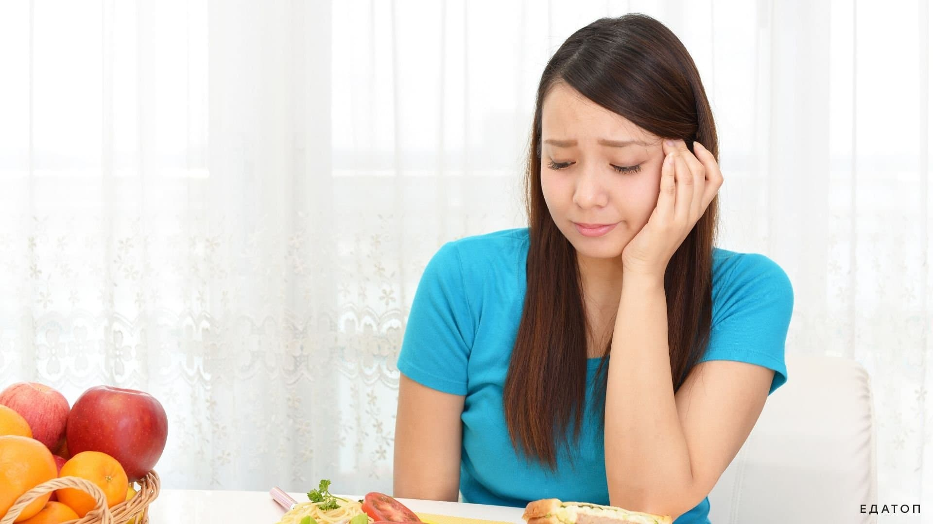 При переизбытке витамина Д наблюдается снижение аппетита.