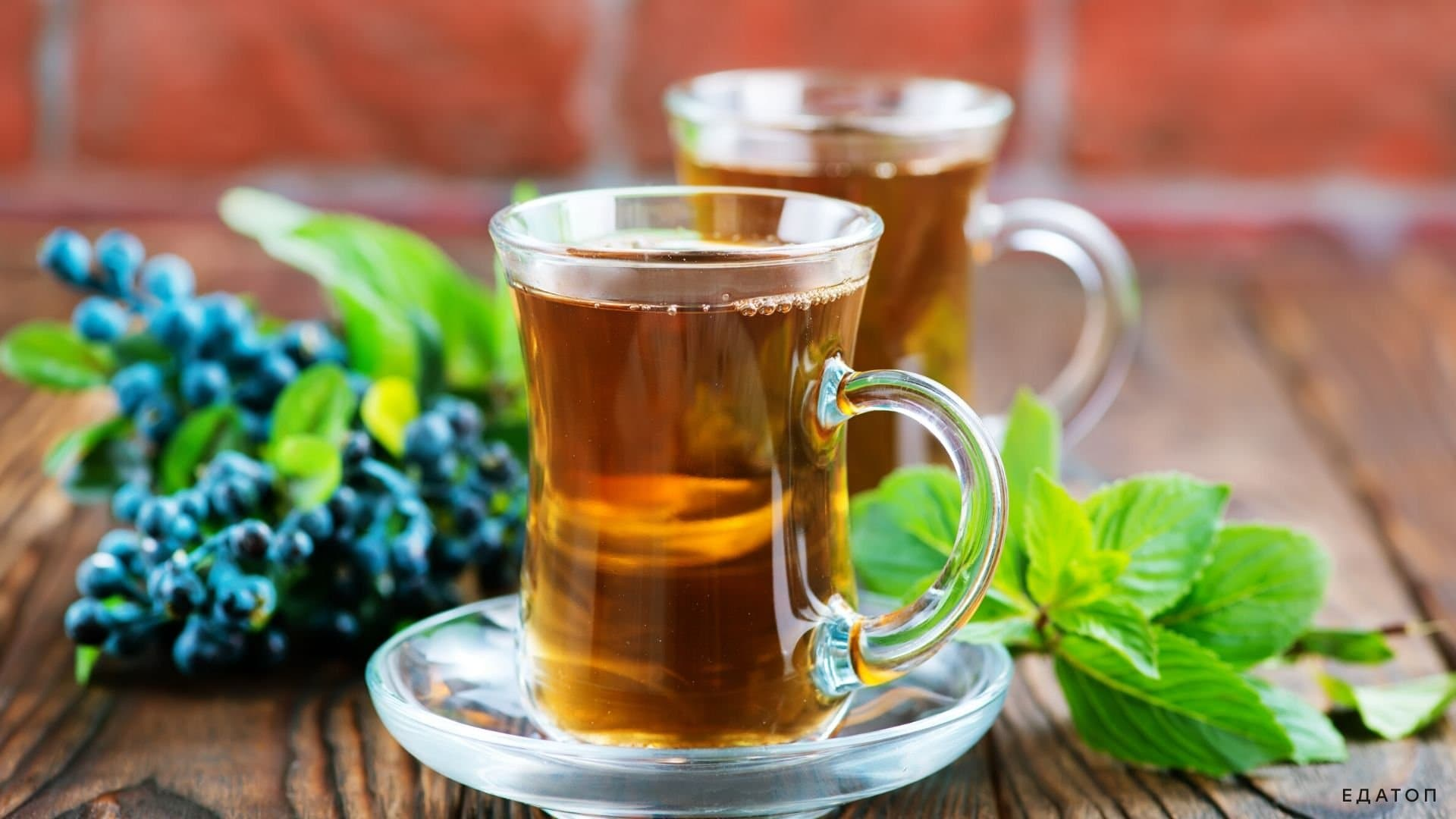 Разрешено пить черный чай и чернику при диарее.