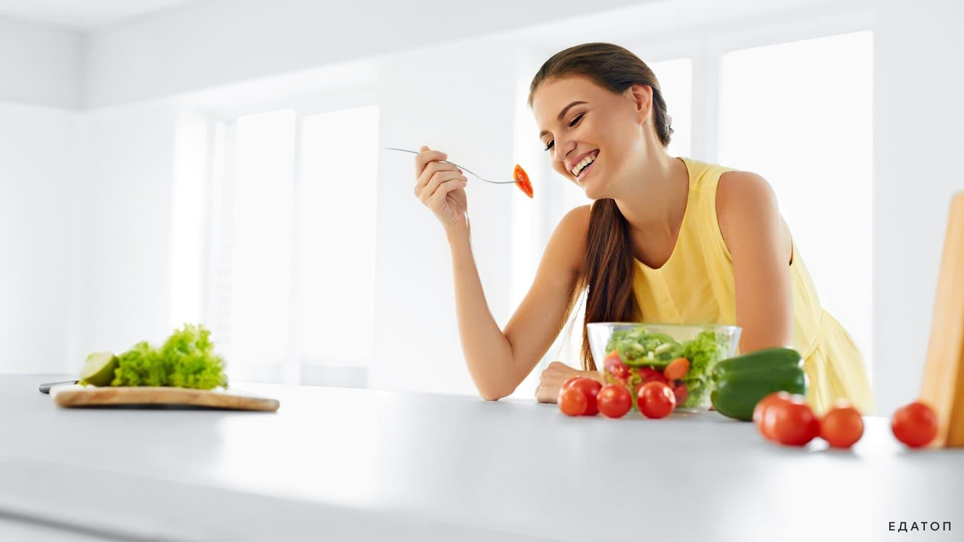 Избавляемся от лишнего веса при помощи диет.