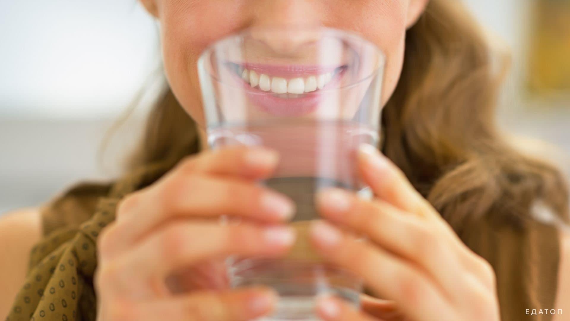 Во время разгрузочных дней пейте до 3 л воды.