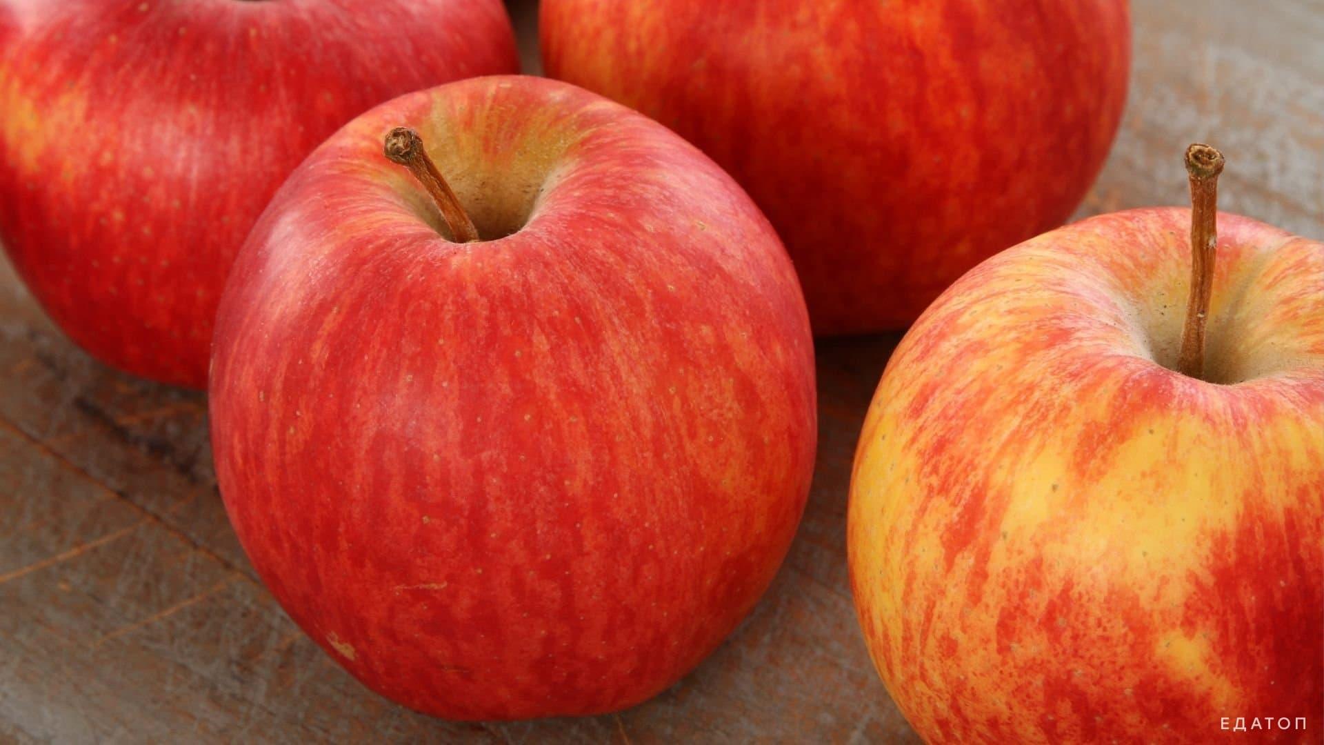 Питание на свежих плодах приносит хороший результат.