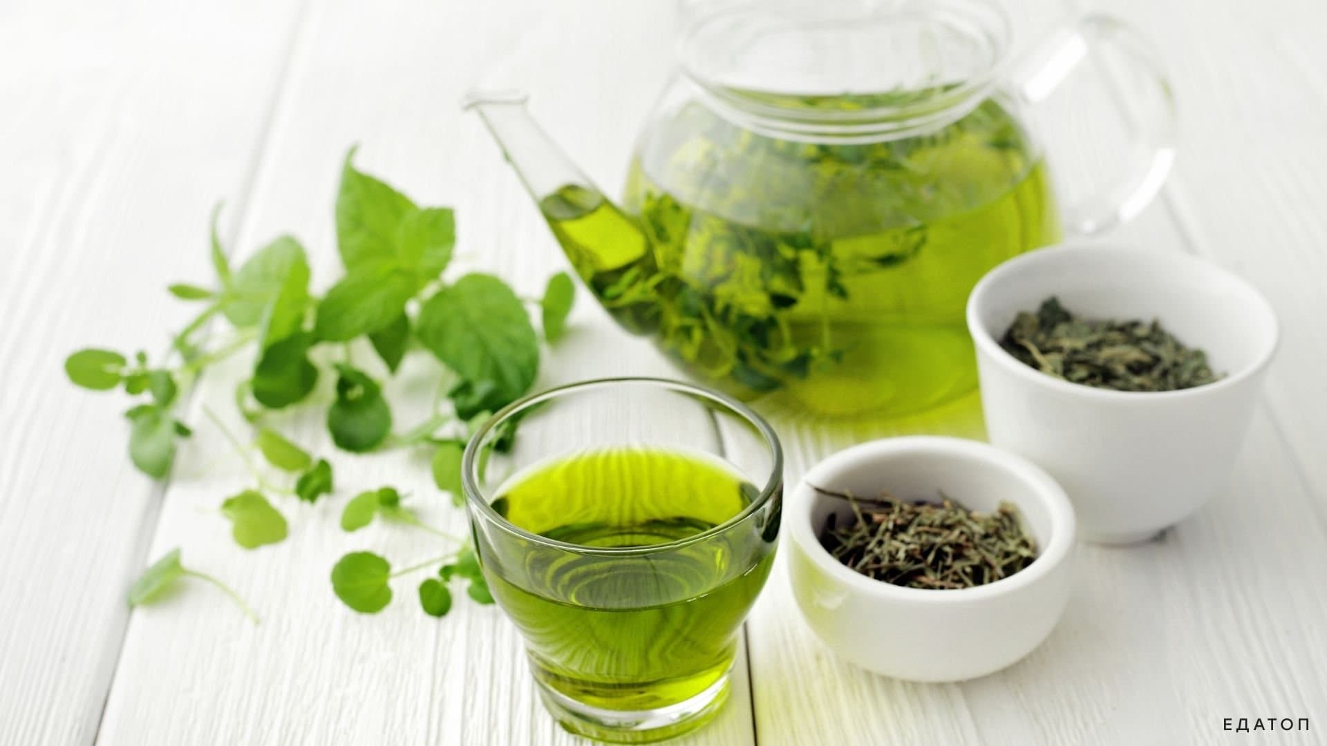 Польза зеленого чая давно официально признана в медицине.