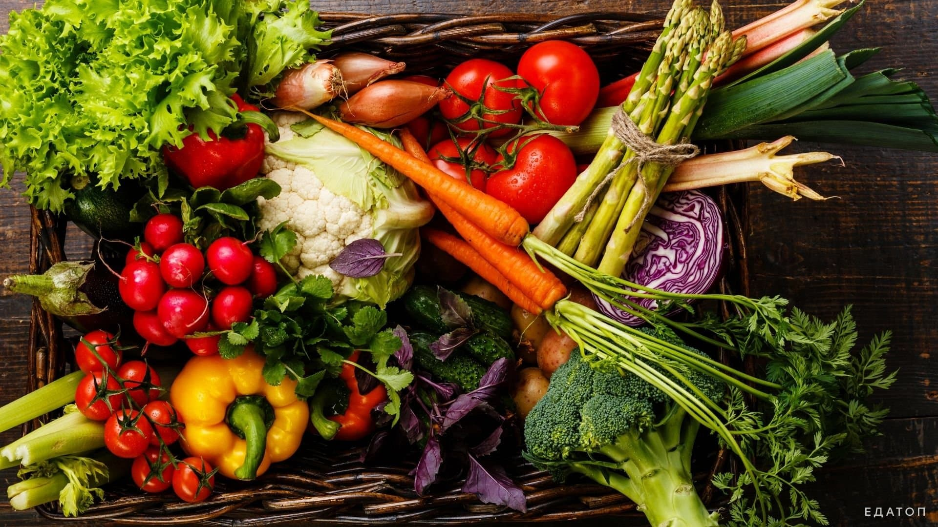 Необходимо выдерживать овощной рацион.