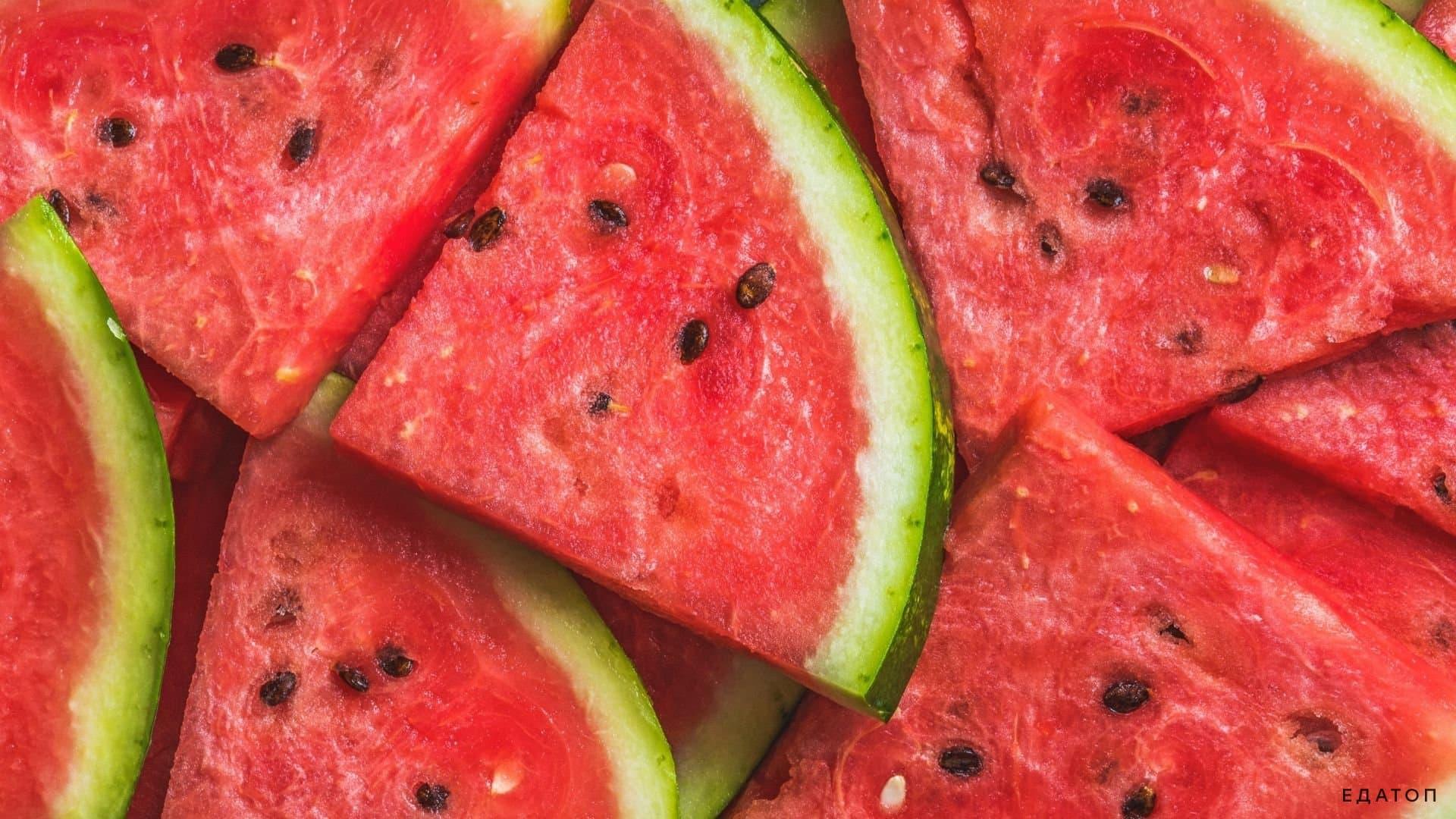 Арбузная диета позволяет хорошо почистить организм.