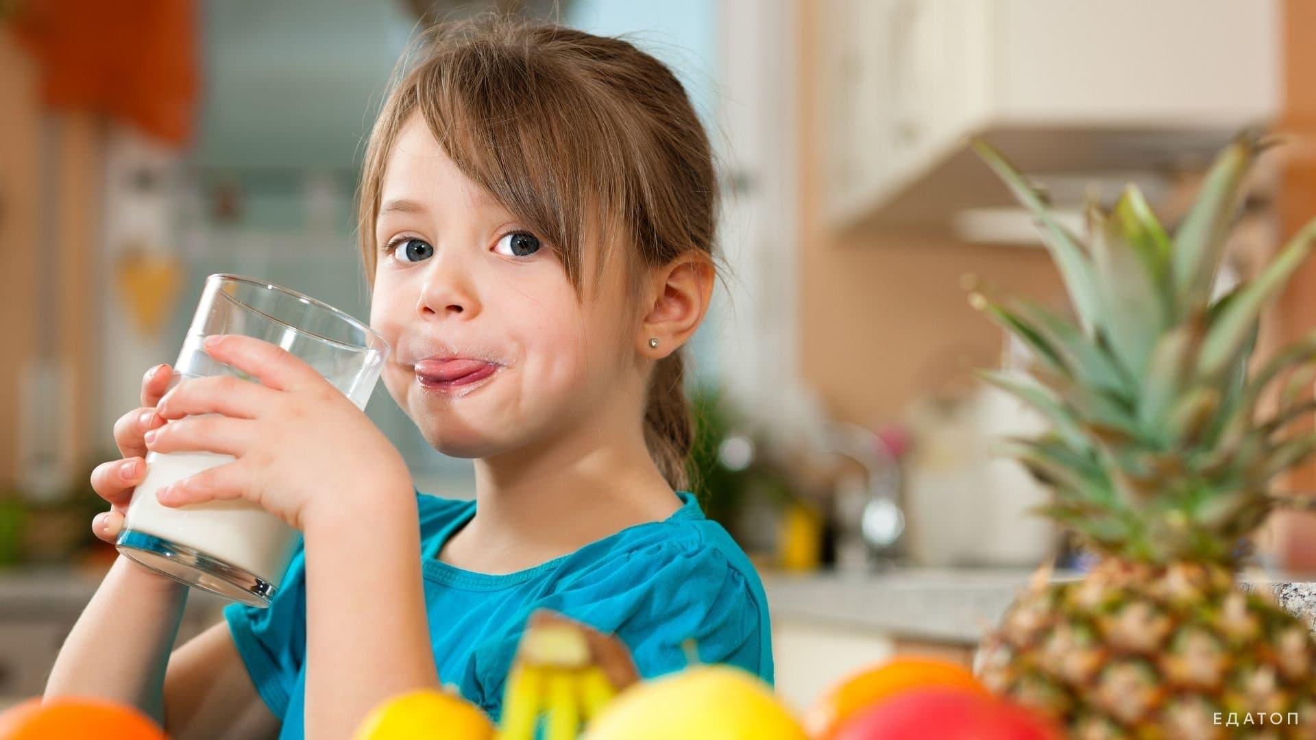 Детям рекомендовано выпивать 1,5 л воды в день.